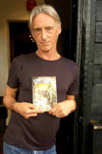 Mod Royalty: Paul Weller gives his endorsement to A Crafty Cigarette (Photo: Matteo Sedazzari)
