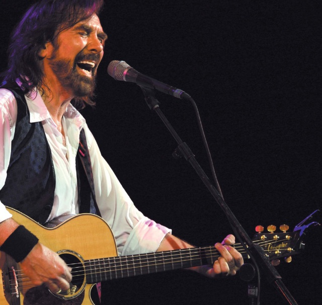 Medicine Showman: Dennis Locorriere, back out there playing the Dr Hook hits