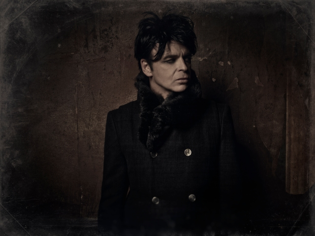 Electric Friend: Gary Numan, set for a UK return in September