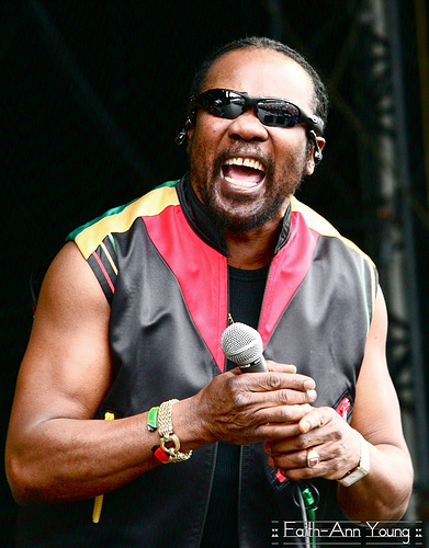 One Time: Toots and the Maytals gives it their all on the stage