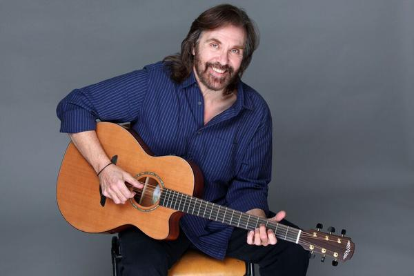 Guitar Man: Dennis Locorriere, prescribing to Dr Hook's back catalogue again