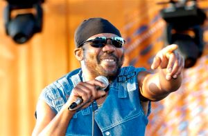 Jamaica Smile: Toots Hibbert, captured live by Lee Abel