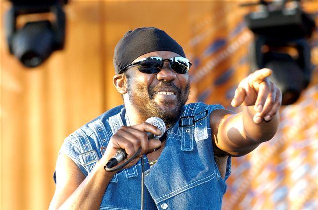 Jamaica Smile: Toots Hibbert, captured live by Lee Abel