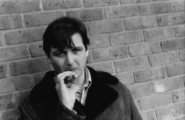 Time Out: A Crafty Cigarette author Matteo Sedazzari on a fag break