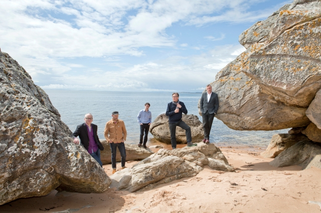 Beach Boys: Teenage Fanclub, Here ... and now, on the North East Scottish coast