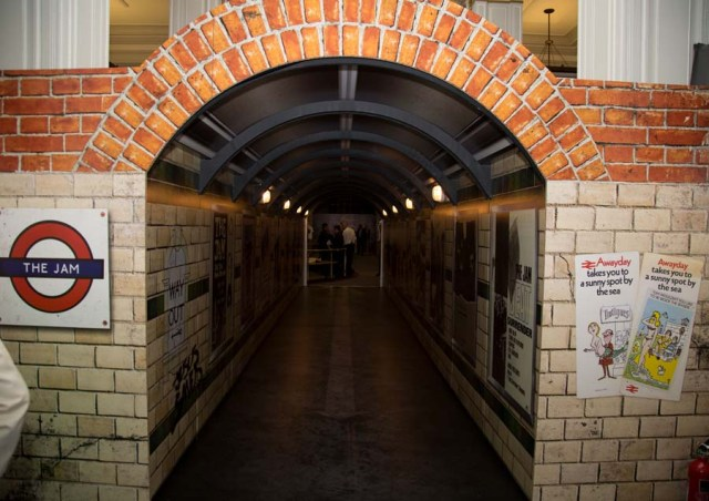 Tunnel Vision: Down in the Tube Station at Pier Head (Photo: About the Young Idea)