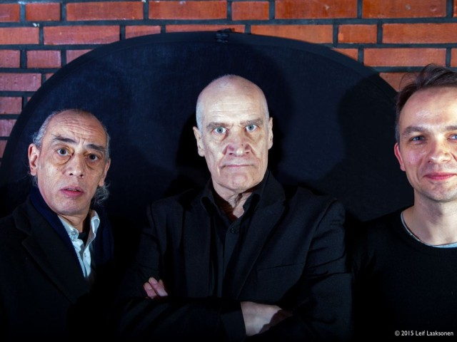 Tunnel Vision: Norman, Wilko and Dylan, going underground (Photo copyright: Leif Laaksonen)
