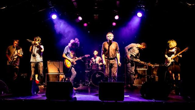 Sound Experience: King Champion Sounds caught live (Photo: Thierry Laroche)