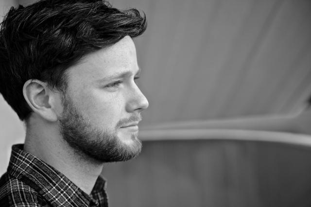 Cornish Visit: Elliott Morris, heading for the Looe Music Festival (Photo copyright: Vanessa Haines Photography)