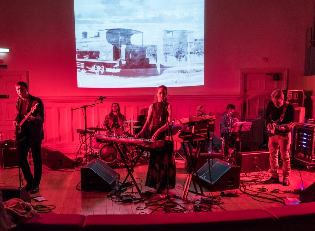 Loco Motion: The Magnetic North, live in Liverpool (Photo copyright: McCoy Wynne)
