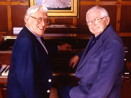 Dream Team: Jimmy Perry and David Croft