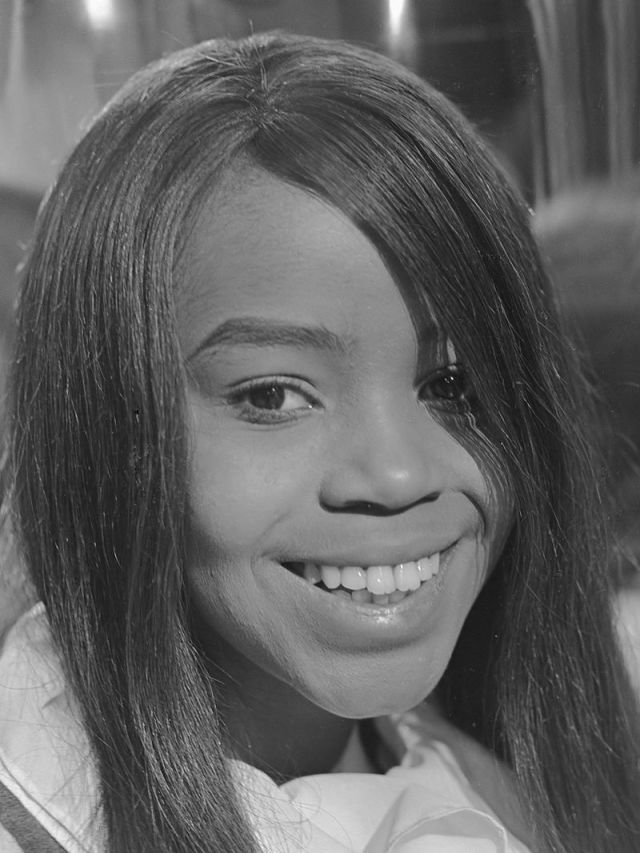 Sixties Sweetheart: Angel P.P. Arnold in November 1967, when the blogger was just a month old (Photo copyright: Ron Kroon / Anefo - Nationaal Archief)