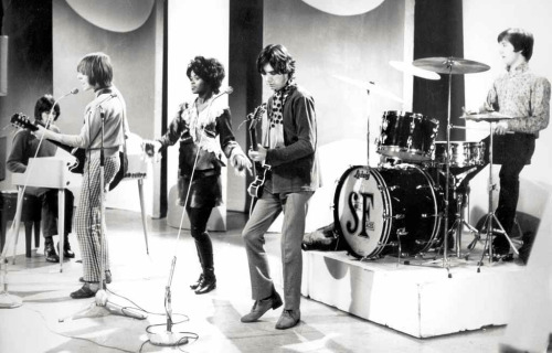 Band Substance: P.P. Arnold with the Small Faces