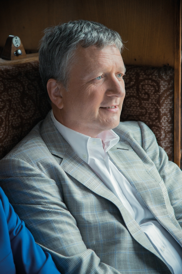 Pensive Mode: Glenn Tilbrook thinks about getting that autobiography together (Photo: Rob O'Connor)