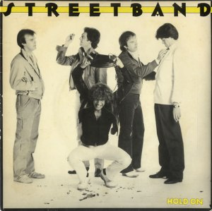 Forgotten 45: Streetband's Hold On, the single that preceded their novelty hit, Toast, also from 1978