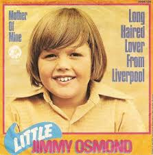 Little Jimmy: That single ... or at least the German pressing