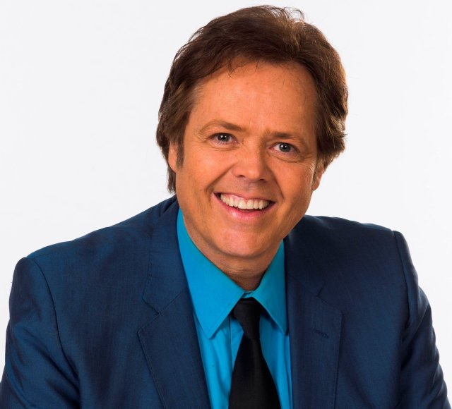 Christmas Spirit: Jimmy Osmond, along with his brothers Jay and Merrill, are heading for your neighbourhood this Christmas.