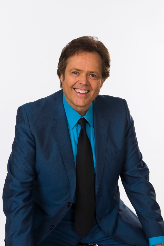Touring Now: Jimmy Osmond, out on tour and promising an extravaganza