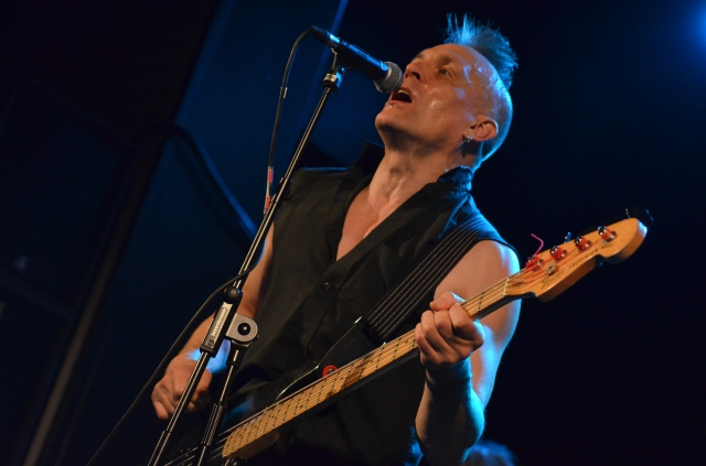 Beyond Spike: John Robb lets rip with post-punk survivors The Membranes (Photo: Phil Newall)