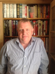 Booked Up: Richard Houghton at home