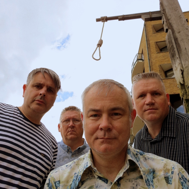 Hanging Out: The Wolfhounds, beyond the noose and on the loose
