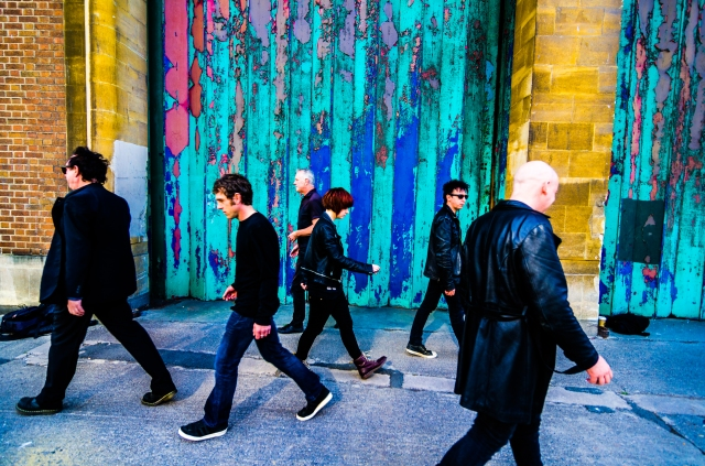 Welcome Strangers: The Blue Aeroplanes, touring in January 2017 around the UK