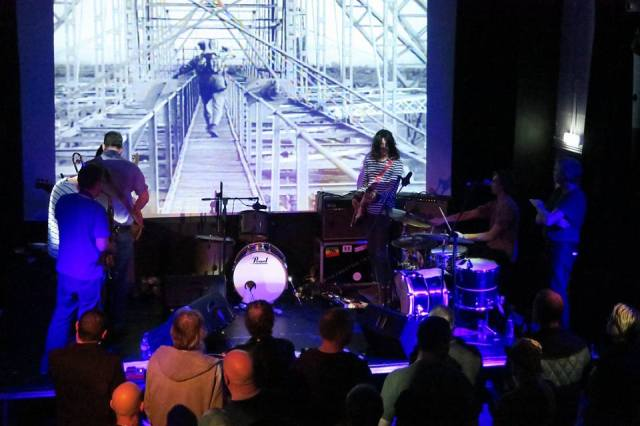 Walk Away: King Champion Sounds and visions in harmony at the Conti