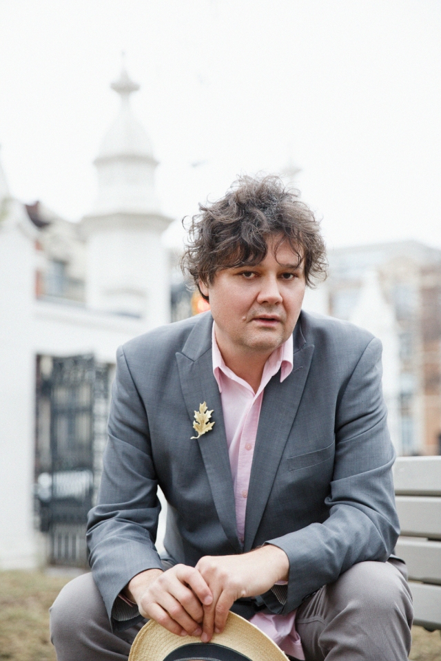 Dream Rider: Ron Sexsmith, hopefully back to these shores with his band again sometime soon