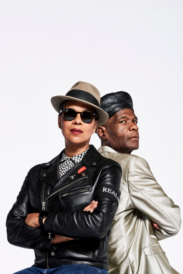 05414cc6 Team Selecter: Pauline Black and Gaps Hendrickson, coming to a town near  you (Photo: Dean Chalkley)