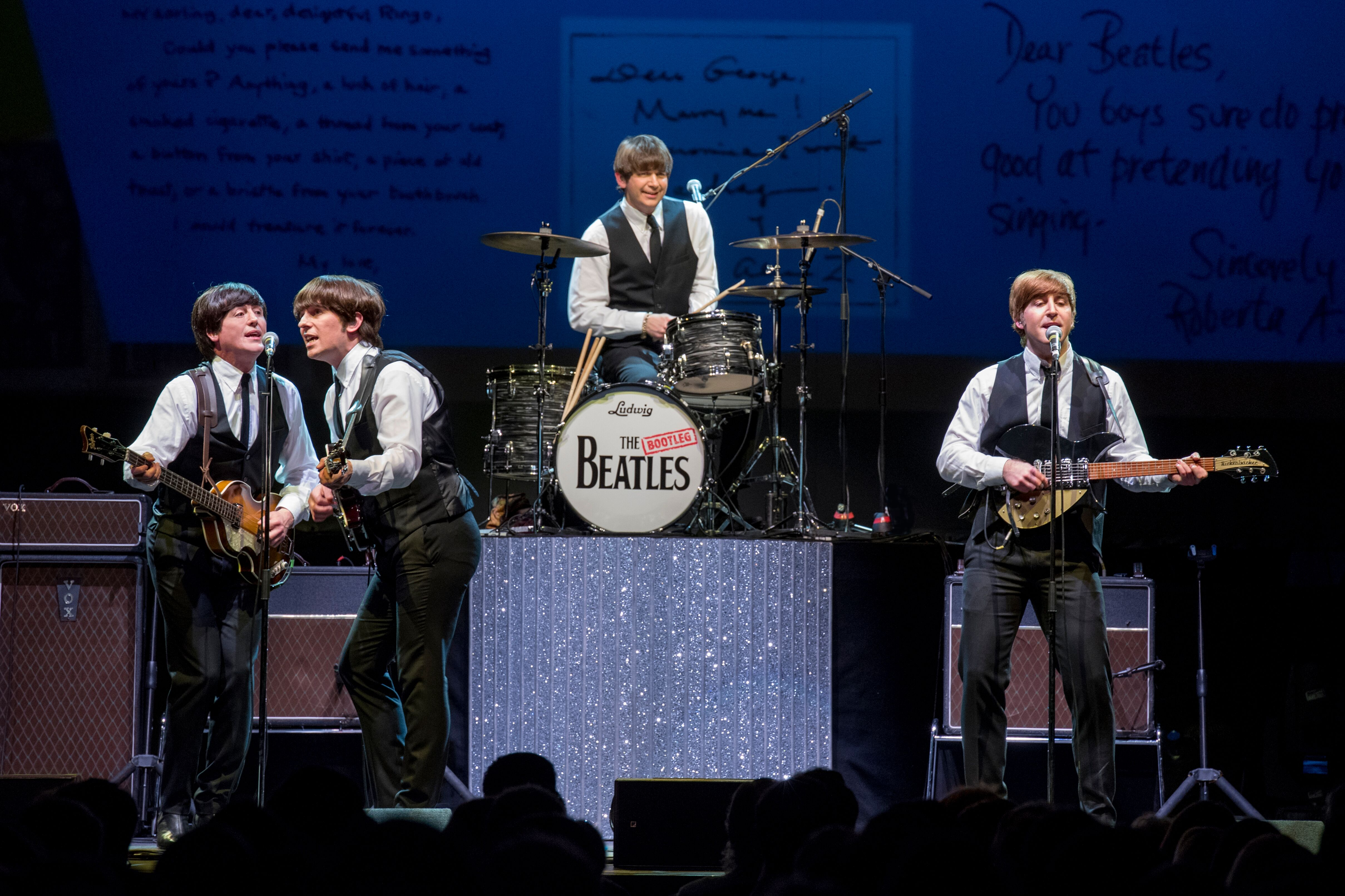 Following in the Fab Four's footsteps – The Bootleg Beatles