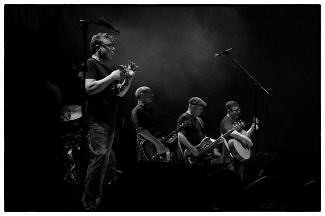 Band Substance: The Proclaimers, live the previous weekend at Blackburn's King George's Hall (Photo: Lynda McIntyre)