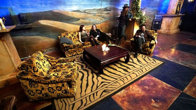Club Class: The Dandy Warhols travel in a bit of luxury when they can