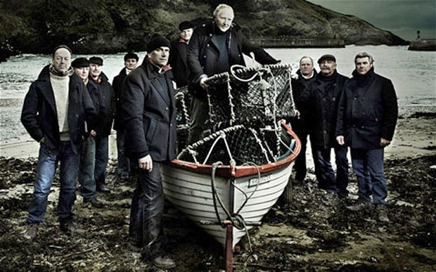Cast Away: Fisherman's Friends prepare to leave Port Isaac and head up around Wales, bound for Morecambe Bay