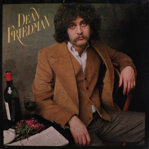 First Time: Dean Friedman's self-titled debut album, from 1977