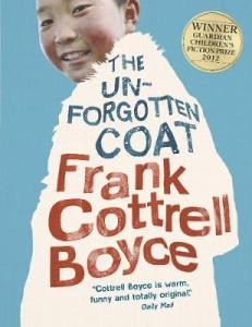 Refugee Tale: Carl Hunter provided photographs for Frank Cottrell-Boyce's 2011 children's book.