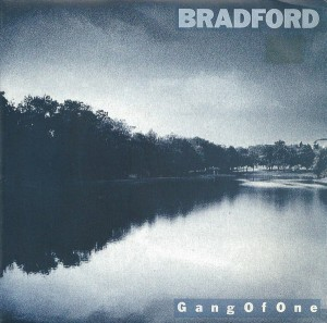 My Gang: The fourth Bradford 45, its cover image shot on Queen's Park Lake in their hometown of Blackburn