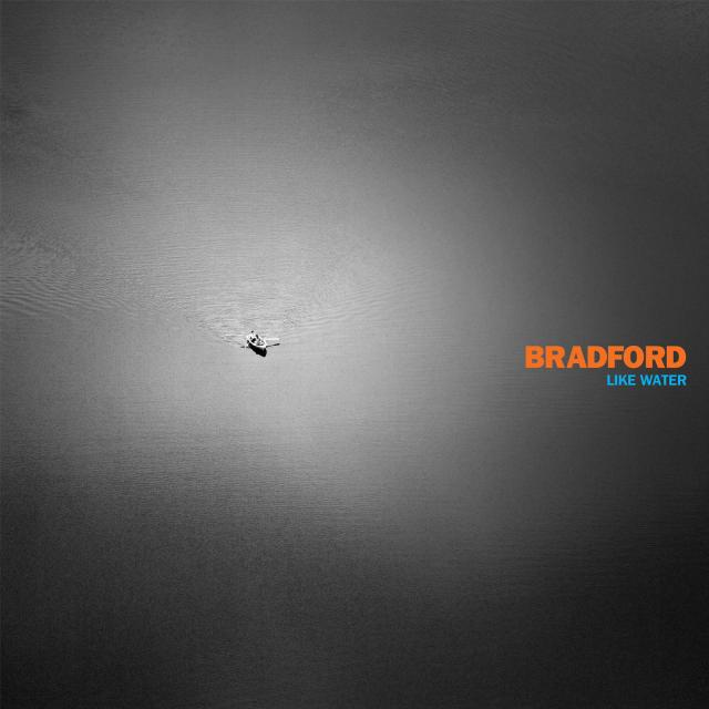 New Arrival: The long-awaited new Bradford single, with cover artwork by Tony Bentley at The Bentley Studio