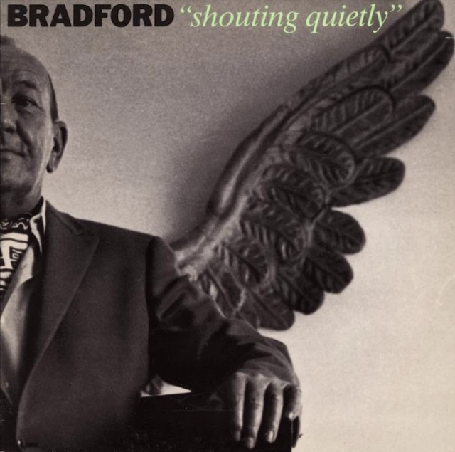 Getting Flighty: The original Shouting Quietly sleeve image, featuring Horst Tappe's celebrated early '60s portrait of Noel Coward.