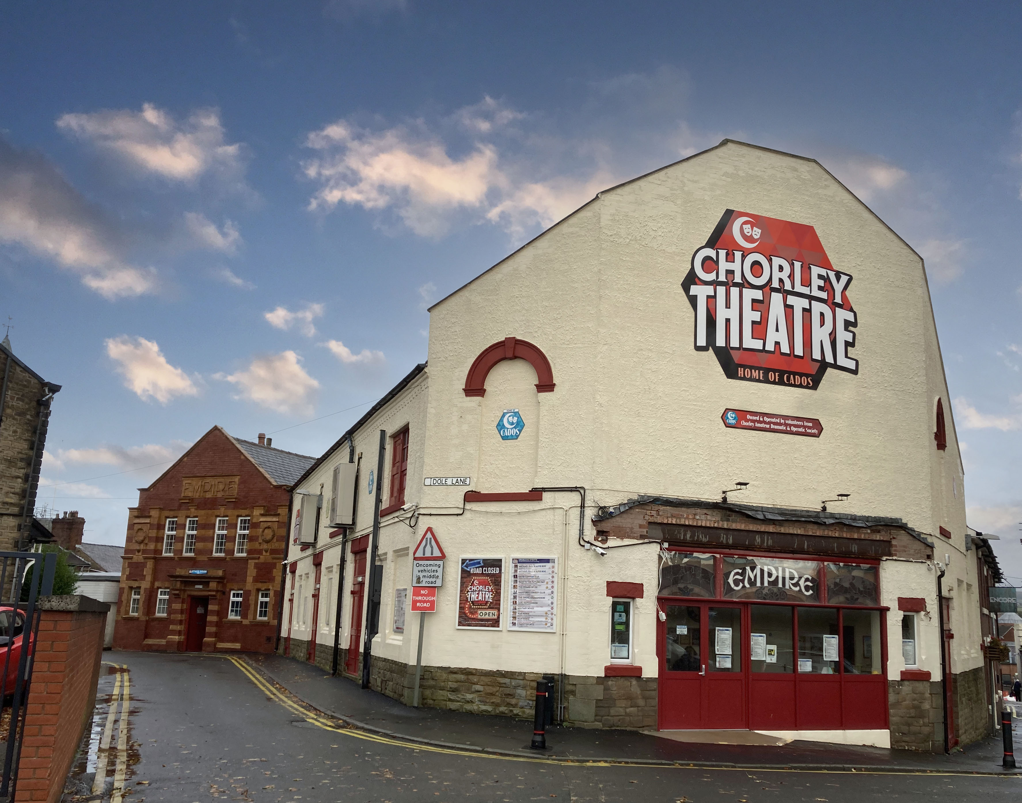 Battling On Amid The Pandemic Chorley Theatre S Inspirational Survival Story Writewyattuk